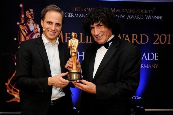 Christian-Glade-Merlin-Award-Übergabe-min